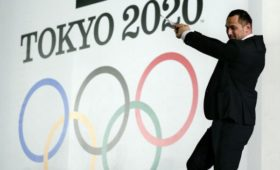Олимпиаду отложили нагод