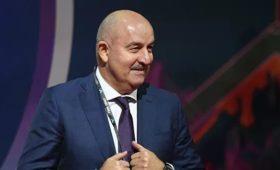 Черчесов объяснил, почему сборная решила сыграть сМолдавией иШвецией