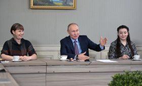 Путин заявил о нежелании идти на опасную для страны «схему во власти»