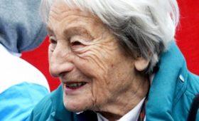 Олимпийская чемпионка Затопкова скончалась ввозрасте 97лет