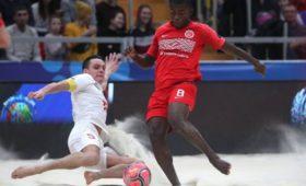 Суперкубок России попляжному футболу вмаебудет перенесен