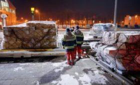 В Украину доставили новую партию вакцины против кори