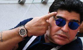 Марадона назвал единственную ошибку Роналдиньо