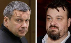 «Психически больной» Уткин сравнил Соловьева собезьяной