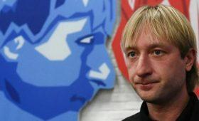 Плющенко отказался комментировать переход кнему Трусовой