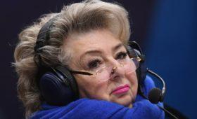 Тарасова дала совет «вякающим» вадрес группы Тутберидзе иностранцам