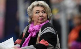 Тарасова назвала причину ухода Трусовой отТутберидзе