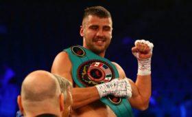 Украинский боксер Гвоздик объявил озавершении карьеры