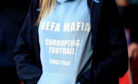 Фанаты «Манчестер Сити» готовят баннеры против УЕФА