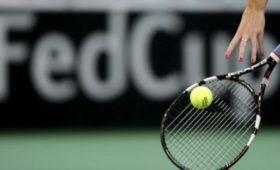 Теннисистов будут штрафовать занарушение протоколов безопасности