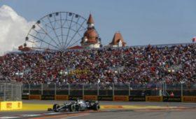 «Формула-1» назвала сроки проведения этапа Гран-привСочи