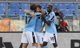 «Лацио» одержал третью победу кряду вСерии А