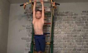 Девятилетний уральский спортсмен установил новый рекорд России