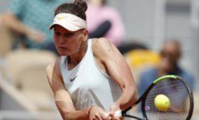 Кудерметова проиграла Бушар настарте турнира WTAвПраге