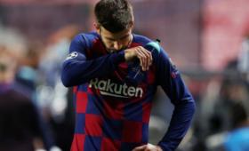 Пике: «Барселона» достигла дна, клуб нуждается визменениях навсех уровнях