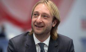 Плющенко отказались считать тренером