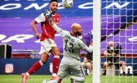«Арсенал» обыграл «Челси» истал победителем Кубка Англии пофутболу