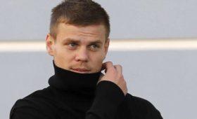 Кокорин несыграет за«Спартак» вближайших матчах