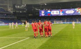 Встретили непо-братски: Россия обыграла Сербию вЛиге наций