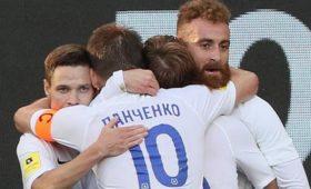 «Тамбов» победил «Уфу» вматче чемпионата России пофутболу