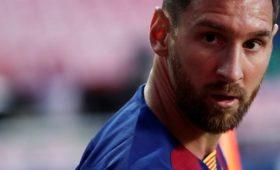 Месси обошел Роналду всписке самых высокооплачиваемых футболистов года