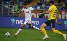 «Ростов» и«Локомотив» незабили друг другу голов