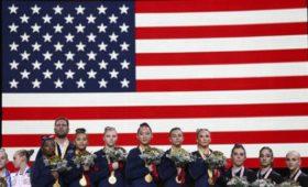 Спортсменов изСШАмогут отстранить отОлимпиады из-заотказа страны финансировать WADA