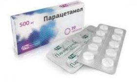 Прием парацетамола провоцирует астму