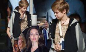 Дочь Брэда Питта и Анджелины Джоли собирается сменить пол